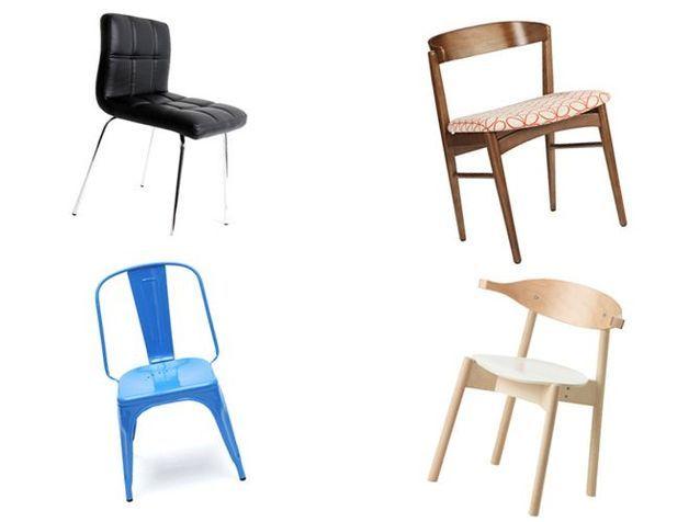 50 Chaises Pour Tous Les Styles Elle Decoration
