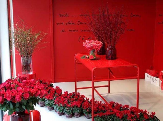 L'inspiration du jour : le concept floral d'Agnès b.