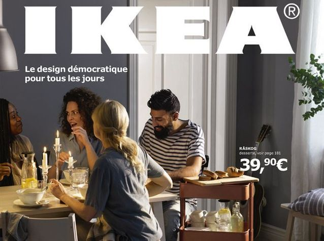 L'inspiration du jour : un avant-goût du catalogue Ikea 2017