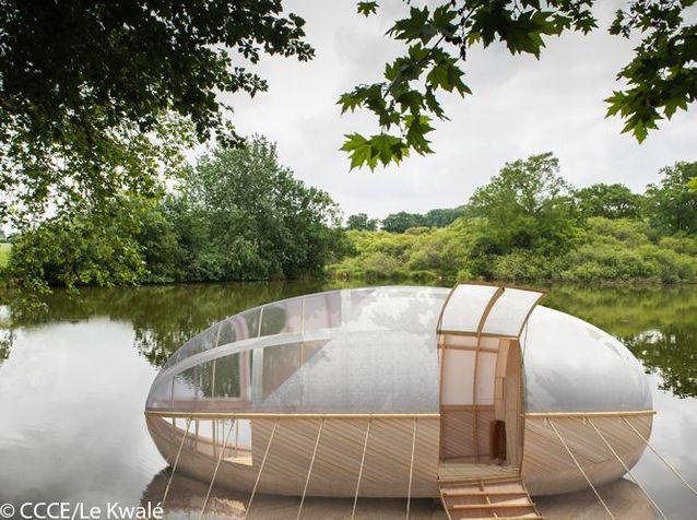 L'inspiration du jour : une maison bulle pour des vacances originales