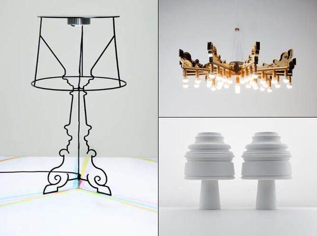 La lampe Bourgie revisitée par 14 designers à l'occasion de ses 10 ans