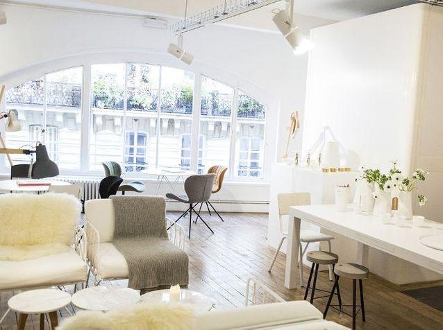 Concept Store D'objets Déco Design Parisien