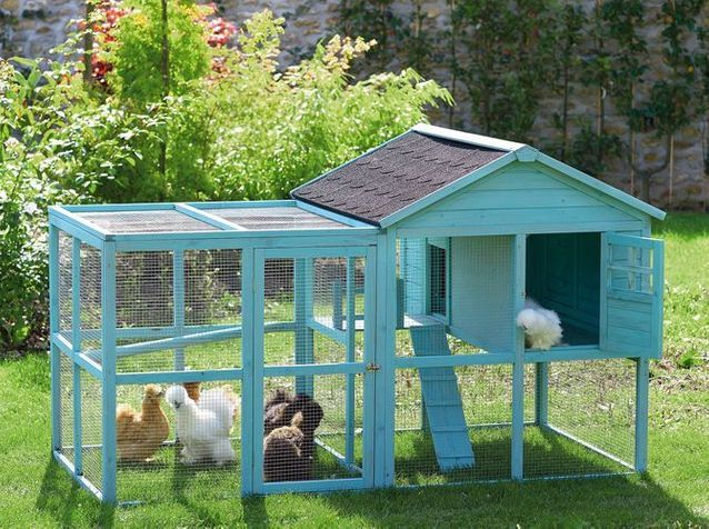 Les Cocottes Ont La Cote Dans Votre Jardin Elle Décoration