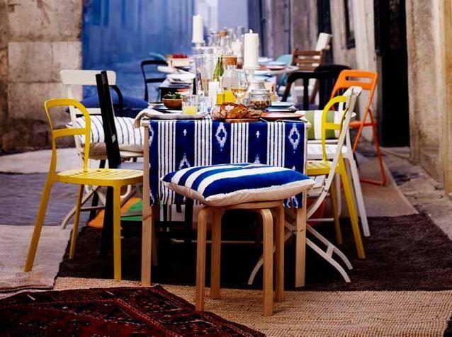 Mobilier Exterieur Collection Printemps été 2016 Ikea