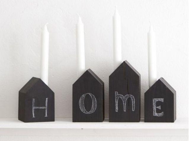 Alerte tendance : les objets déco en forme de maison !
