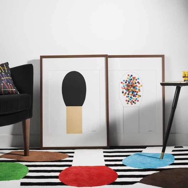 Affiches, collection Önskedröm, Ikea