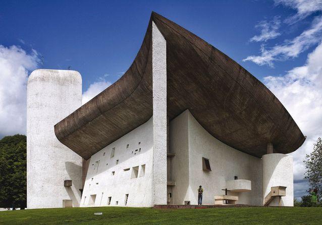 Le Corbusier enfin reconnu par l'Unesco !