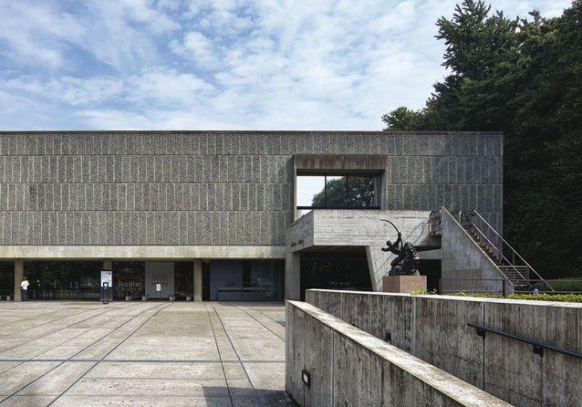 Musée National des Beaux-Arts de l'Occident, Tokyo