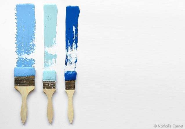 On voit la vie en bleu !