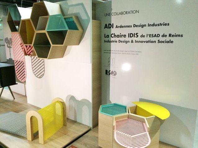 Les designers de demain repérés à la Paris Design Week