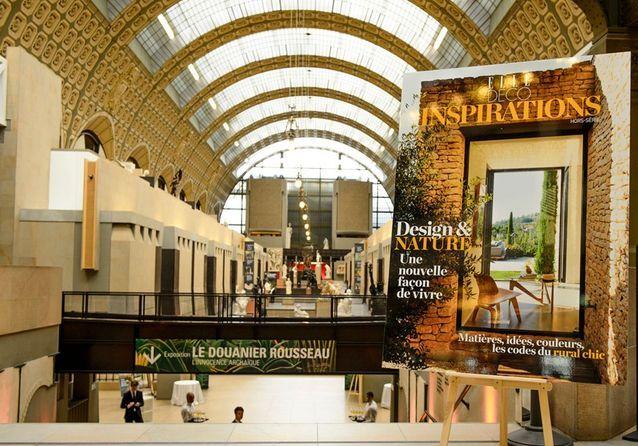Soirée ELLE Deco Inspirations : les images au Musée d'Orsay