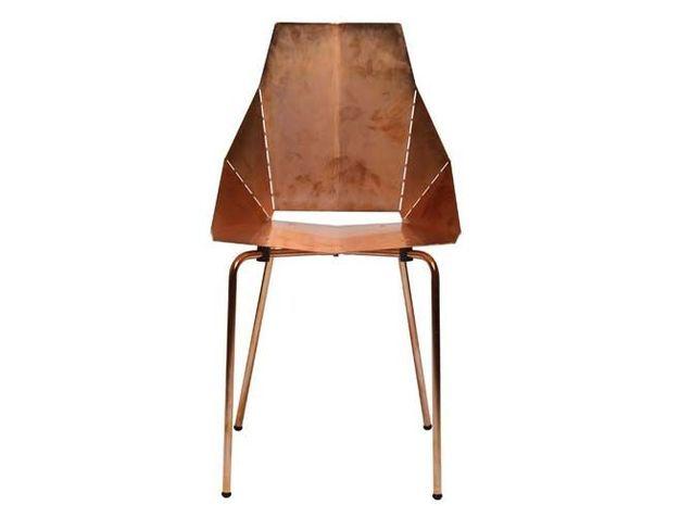 Shopping design : le cuivre illumine la maison