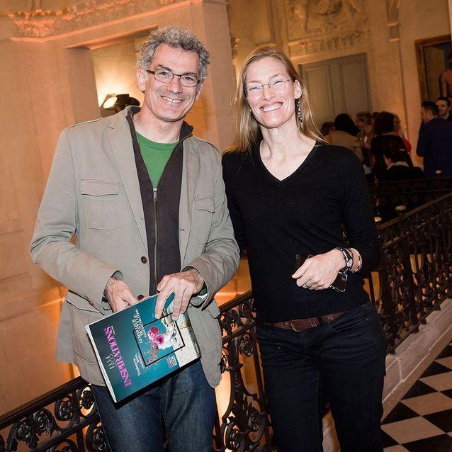 Arik Lévy (Designer) et Zoé Ouvrier (Artiste)