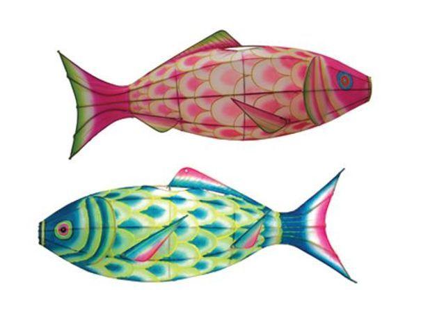 Une déco d'été sous le signe du poisson
