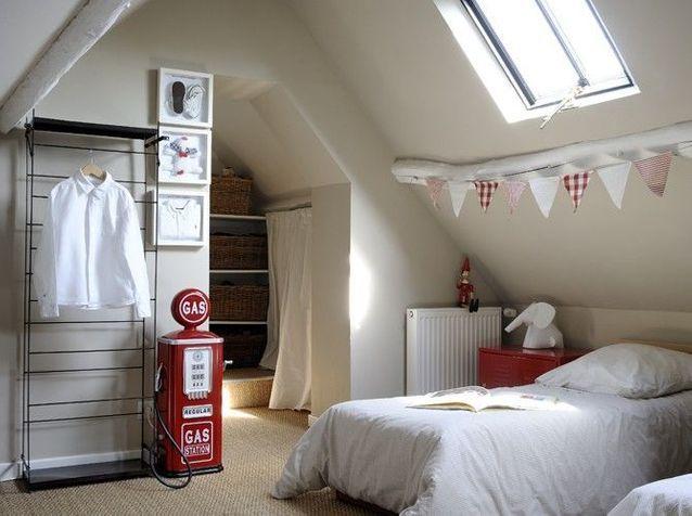 10 Chambres D Enfant Sobres Et Epurees Elle Decoration