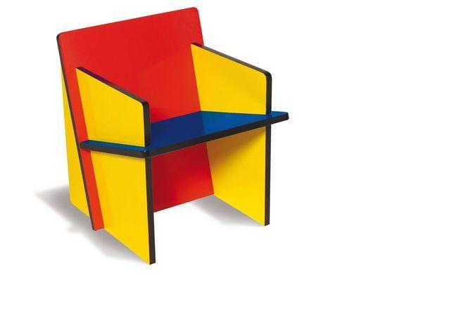 17 chaises design pour les kids