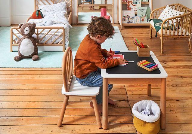 Aménager la chambre de son enfant selon la pédagogie Montessori