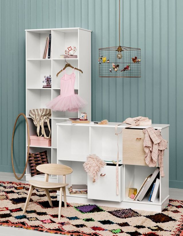 15 biblioth ques pour enfant qui vont booster leur envie. Black Bedroom Furniture Sets. Home Design Ideas