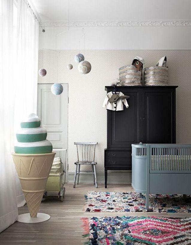 Superbe Une Chambre De Bébé Originale
