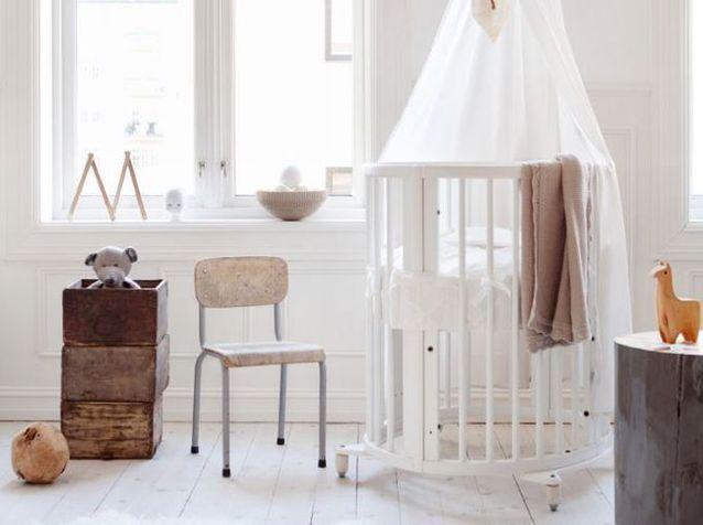 Chambre de bébé : je shoppe quoi pour un style vintage ?