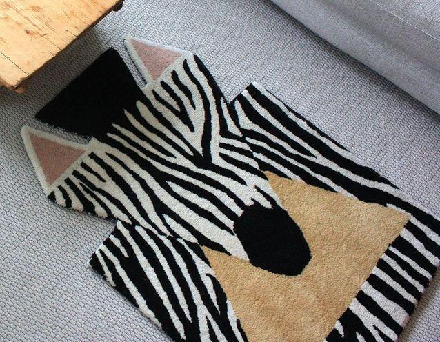 Nos 35 tapis à shopper pour une chambre d\'enfant canon - Elle Décoration