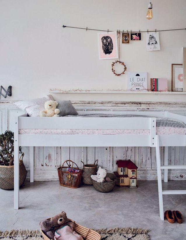 Un lit pour enfant Alinéa