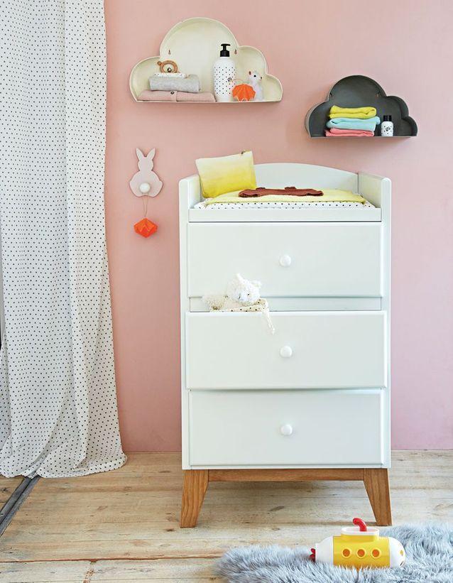 25 meubles de rangement pratiques pour la chambre d 39 enfant elle d coration. Black Bedroom Furniture Sets. Home Design Ideas