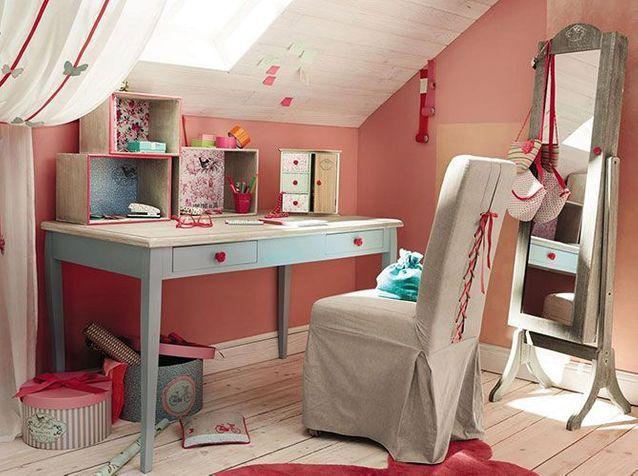 Décore ta chambre d\'abord - Elle Décoration