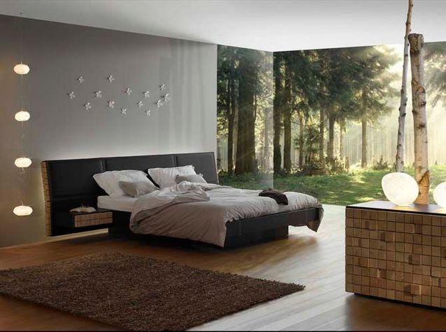 Charmant Chambre Design Eko Turriniby