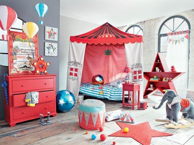 Chambre cirque maisons du monde