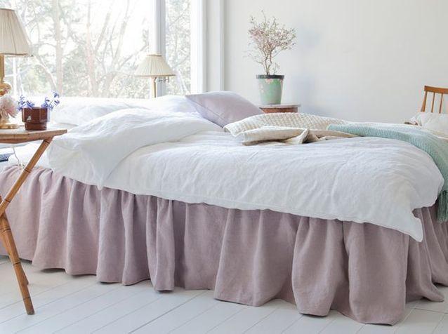 Cache-sommiers : et si l'un d'eux habillait votre lit ?