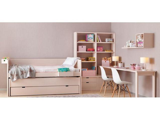 3 Facons D Amenager Un Espace Bureau Dans La Chambre Elle Decoration