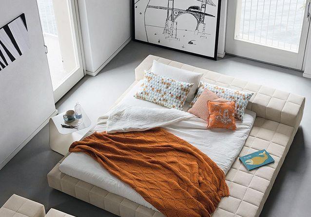 Lit design : 20 lits design pour une chambre moderne - Elle ...