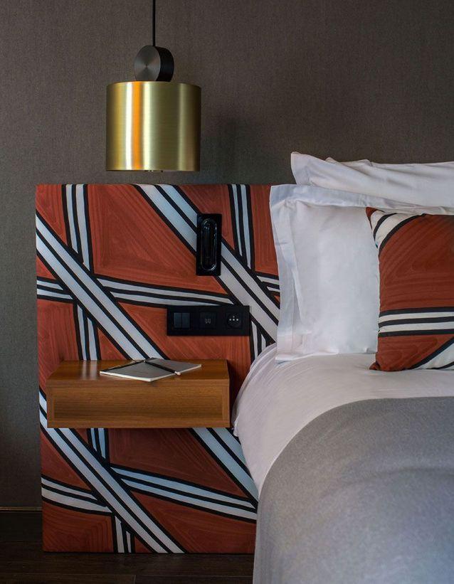 Tete De Lit Les Idees A Piquer Aux Hotels Elle Decoration