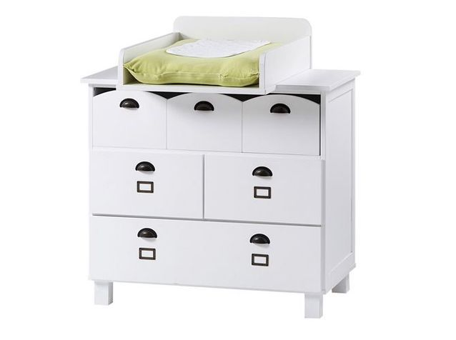 Enfant 50 Commodes Et Tables A Langer Elle Decoration