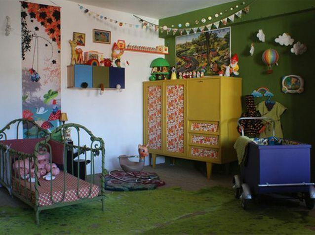 Vos plus belles chambres d'enfant