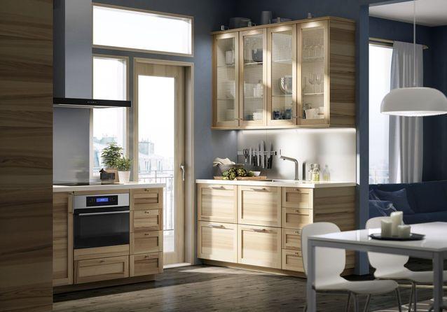 cuisine ikea les plus beaux mod les du g ant su dois. Black Bedroom Furniture Sets. Home Design Ideas