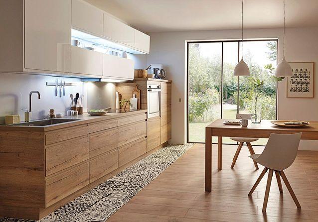 Cuisine moderne 25 cuisines contemporaines pour vous inspirer elle d coration - Pose cuisine conforama ...
