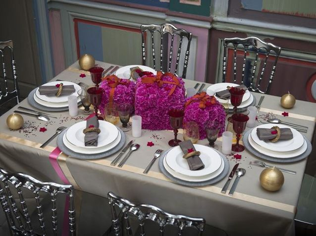50 tables de fête - Elle Décoration edc471bec73