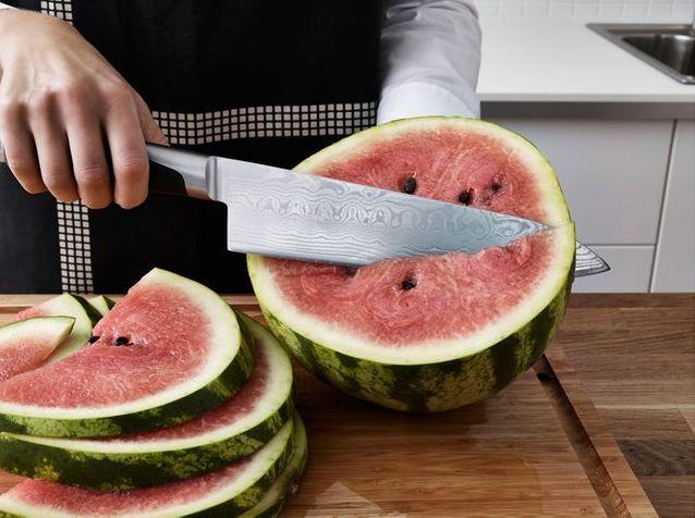 Enfin un couteau de cuisine de pro !