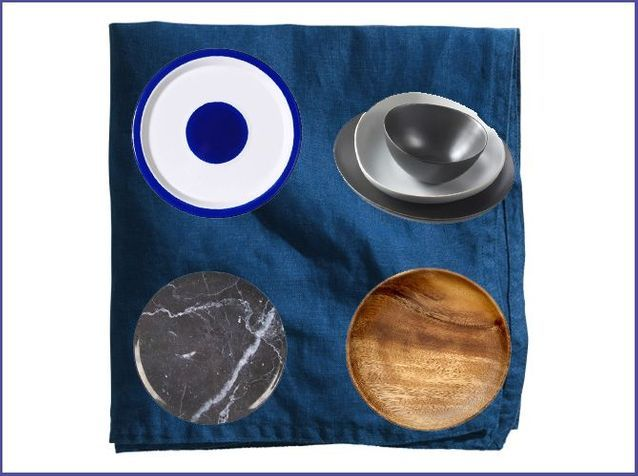 En émail, bois, porcelaine ou céramique : trouvez votre assiette !