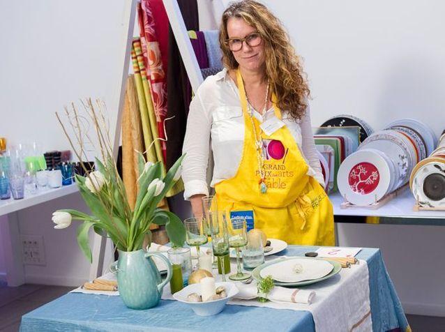"""La gagnante : Sandrine Virbel - Catégorie """"blogueur Facebook"""""""