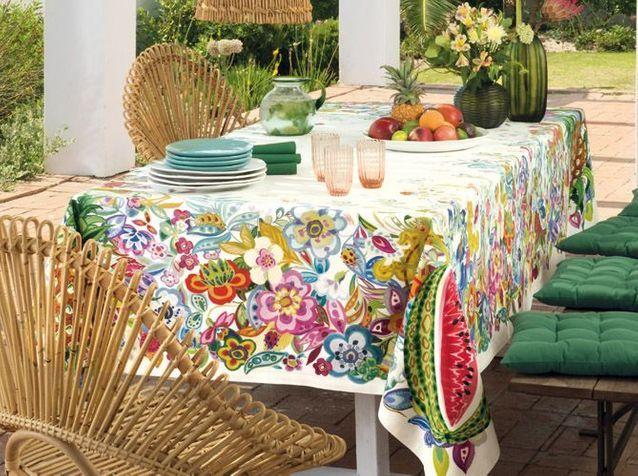 Comment réussir une déco de table champêtre ?