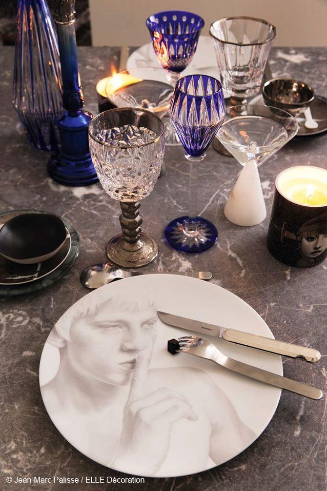 Table de fête à la française : épurée et sensuelle