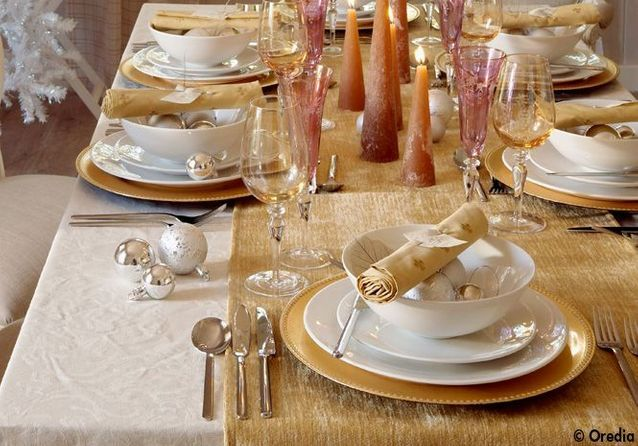 Une table chic