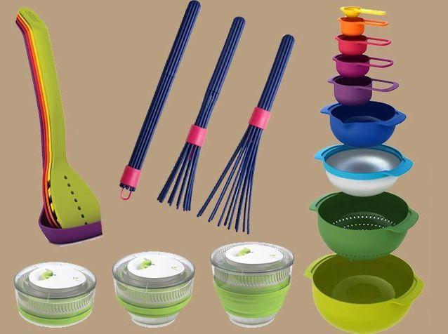 20 ustensiles pratiques pour gagner de la place en cuisine