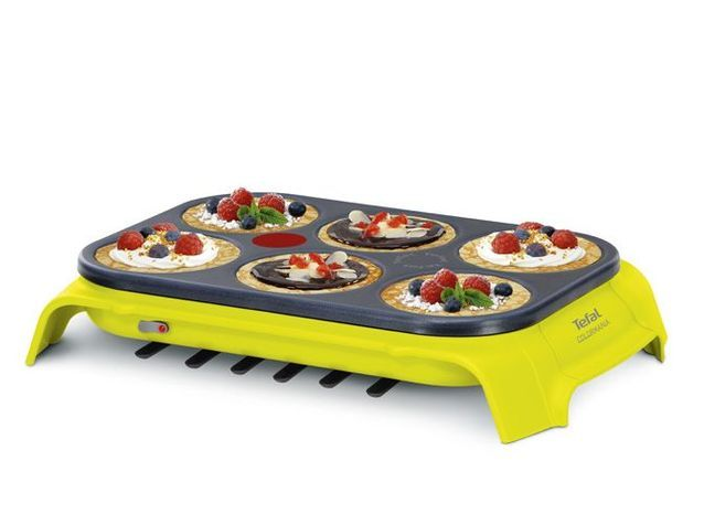 Creparty culinaire tefal