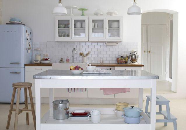 Îlot de cuisine : découvrez notre sélection - Elle Décoration on