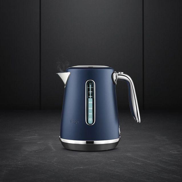 Bouilloire bleue SageAppliances