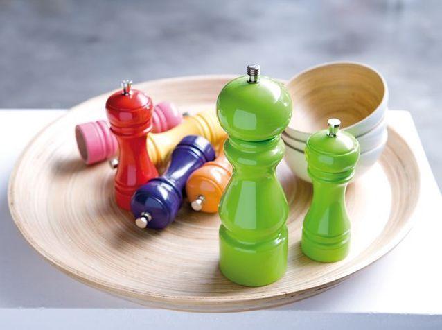 Le moulin à poivre, icône de votre table
